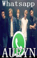 Whatsapp [Auryn] by LongStory_Writer