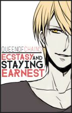 KNB: Ecstasy and Staying Earnest (Kise Ryouta) by QueenofChains