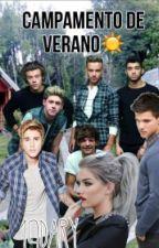 Campamento de Verano by 19Dary