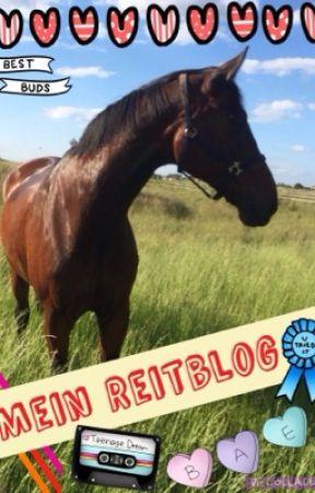 Mein Reitblog  by CapriMoon