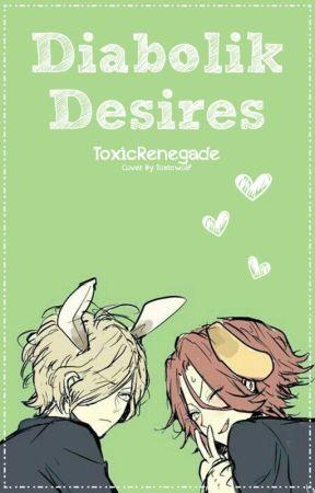 Diabolik Desires| Diabolik Lovers One-Shots - Kanato x