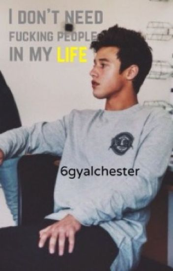 I don't need fucking people in my life. | Cameron Dallas FF