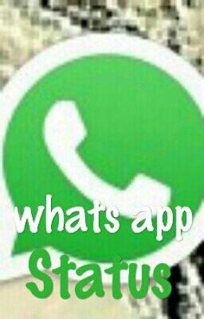 Whatsapp Status Beziehung Wattpad