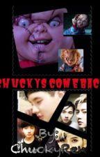 Chuckys comeback by chuckyren