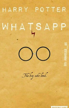 Harry Potter-WhatsApp by Angeles_re