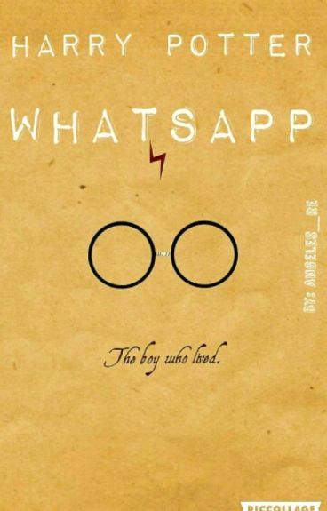 Harry Potter-WhatsApp