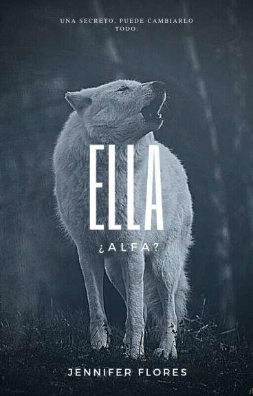 ¿Ella, Alfa?