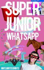 Super Junior Whatsapp by MntlmntDsorintd