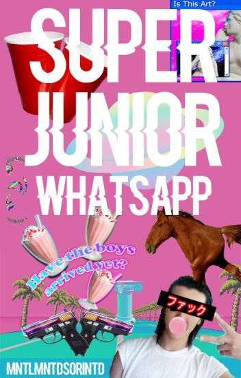 Super Junior Whatsapp