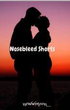 Nosebleed Shorts by newwmoon_