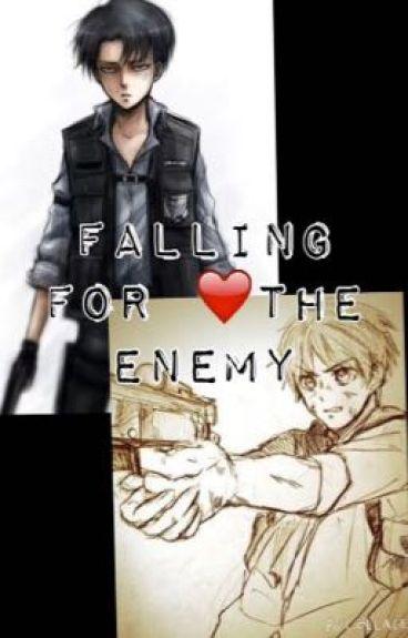 Falling for the Enemy (Ereri/Riren)