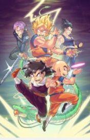Goku x reader by Crystal_Dork