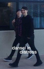 dansel in distress » phan au by badlandings