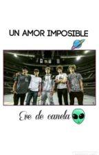 UN AMOR IMPOSIBLE  (CD9 & tu) by Jaz_Maddox2019