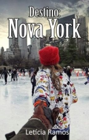 Destino Nova York by leticiaalmeidaramos