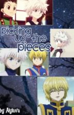 Picking Up The Pieces (killua x reader x Kurapika) by Alyluvu