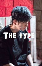 The type.→ U KISS by Ahryxt