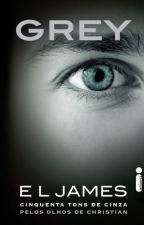 Grey - Cinquenta Tons de Cinza pelos Olhos de Christian - E.L. James by jeffersonCDSMendes