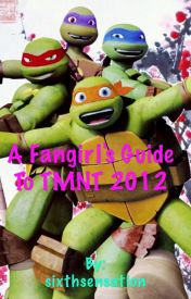 A Fangirl's Guide to Tmnt 2012 by terryisasavage