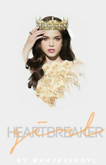 Break heart girl