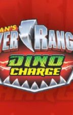 Power Rangers Dino Charge by nc020805