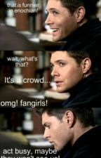Omg I'm in supernatural by AyeCaptianHook