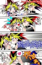 Yami x reader X Not So Innocent Yugi by Emilypizarro100