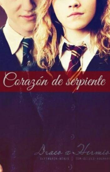 Corazón de serpiente. ~Dramione~
