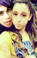 michael clifford and ariana grande smut by michael_clifford_fan