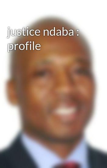 justice ndaba : profile