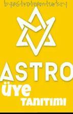 Astro Üye tanıtımı by gruptanitimlari