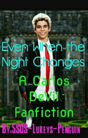 Descendants Fanfiction Baby Carlos