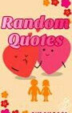 Random Quotes by eulhgaeeel