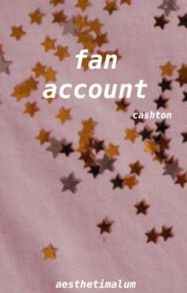 fan account ❀ cashton