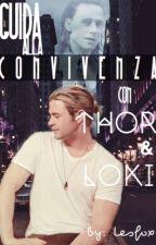 Guida alla convivenza con Thor e Loki by Lesfox