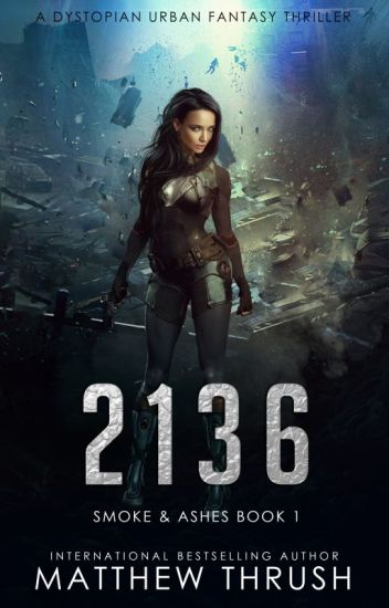 2136: A Post-Apocalyptic Novel (Book 1 of the 2136 Trilogy)