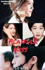 playfull kiss ; yeri&marklee by toscaheadband