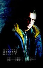 Boom Butterfly Efect (Until Dawn) by wikusia303