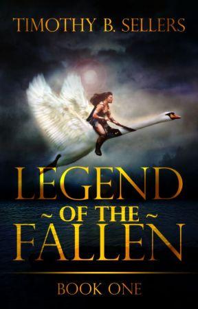 Legend of the Fallen (Book 1) #Wattys2016 by MrWriteAlot