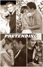 Pretending |Leonetta| by JocelynCarrilloB