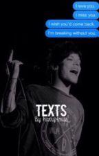 Texts • Larry by eleononora01