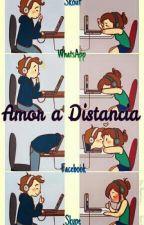 Amor a Distancia.  by yuleisecabreragil
