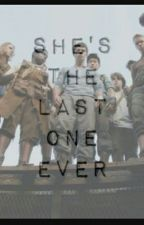   She's the last one. Ever.   Maze runner by welcometothescorch_