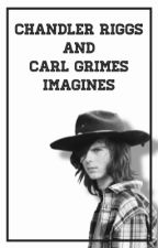 Chandler Riggs and Carl Grimes Imagines by MultiFandomFangirl93