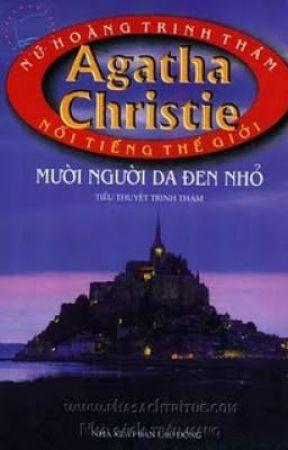 Agatha Christie by Bigball