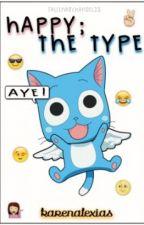 Happy's The Type.  by karenalexias