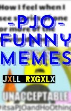 PJO Funny Memes by Jxll_Rxgxlx