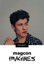 (Old-New) Magcon Imagines by chrysalism-