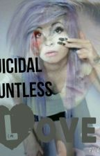 Suicidal Dauntless Love {On Hold} by coraxx