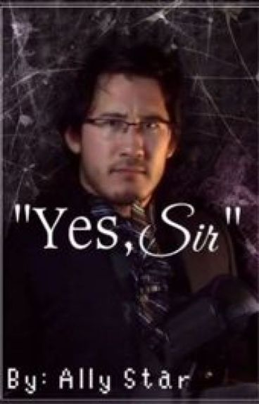 Yes, Sir (Markiplier x Reader Fanfiction)